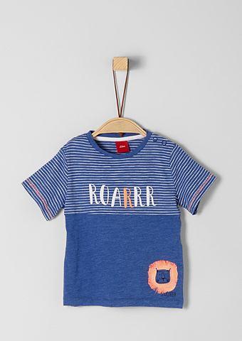 Футболка с Fransendetail для Babys