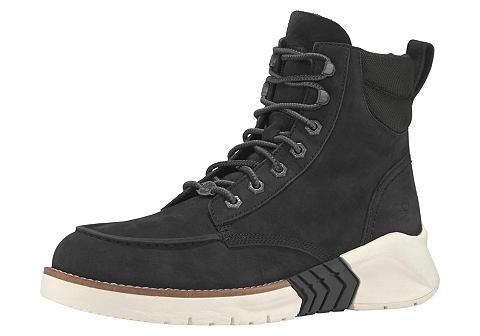 Ботинки со шнуровкой »MTCR Moc T...