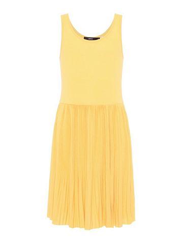 Plissiertes топ платье