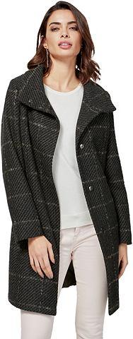 Création L пальто с модный клет...