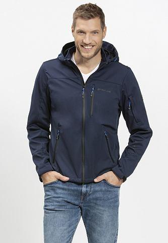 Куртка с теплой подкладкой с водостойк...