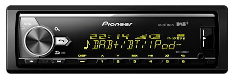 Автомобильное радио »MVH-X580DAB...