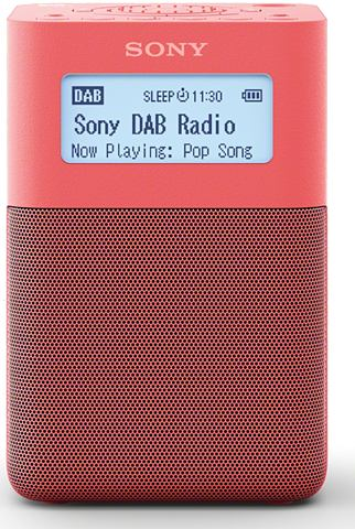 SONY Radio »DAB-Radio XDR-V20D«...