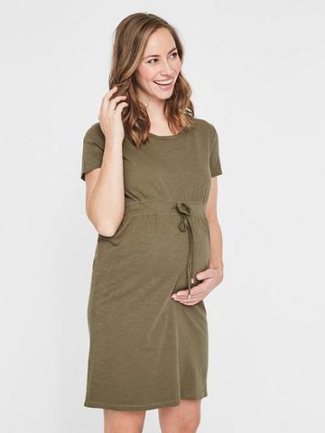 Трикотаж платье для беременных