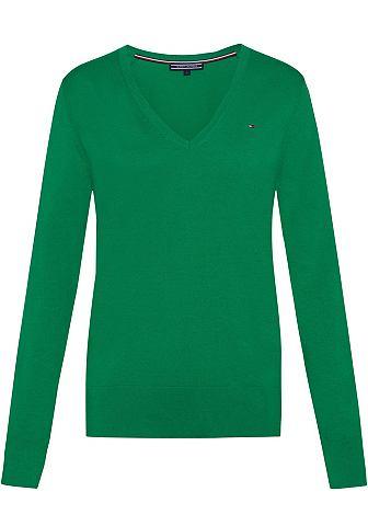 Пуловер с V-образным вырезом »IV...