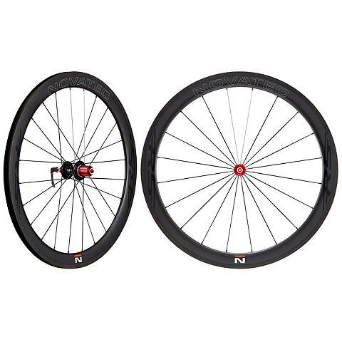 NOVATEC Laufradsatz »R5 U3.0«