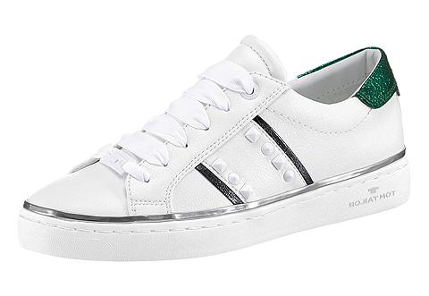 Ботинки со шнуровкой с effektvollen Me...
