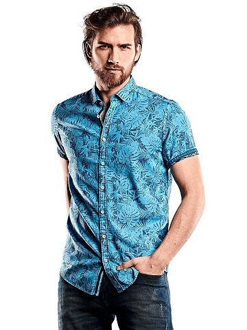Рубашка c короткими рукавами
