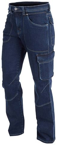 KÜBLER KÜBLER брюки »Denim«