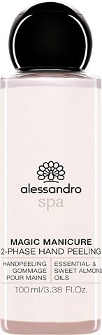 "ALESSANDRO INTERNATIONAL Handpeeling ""SPA MAGIC MAN. 2-PHA..."
