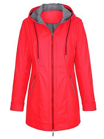 Куртка-дождевик в längerer форма