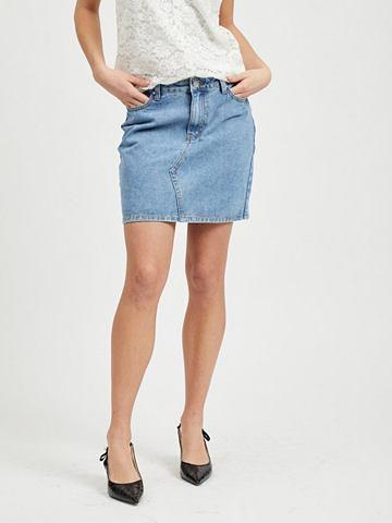 Schlichter юбка джинсовая