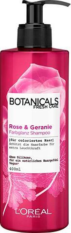 """BOTANICALS Haarshampoo """"Rose и Geranie""""..."""