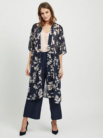 Gemusterter кимоно халат