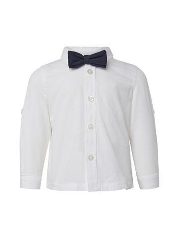 TOM TAILOR Рубашка с длинными рукавами »Ges...