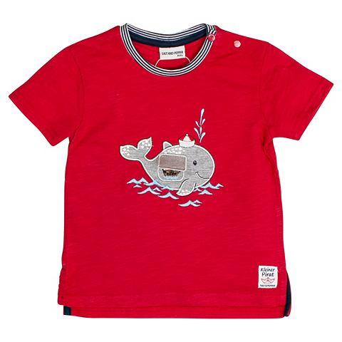 Salt & Pepper футболка с коротким ...