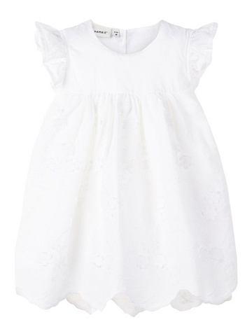 Вышитый Baumwoll платье