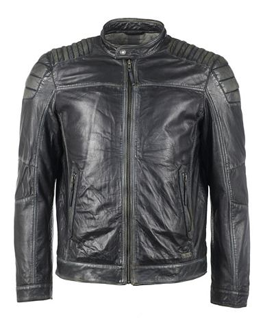 MUSTANG Куртка кожаная »Whyte«