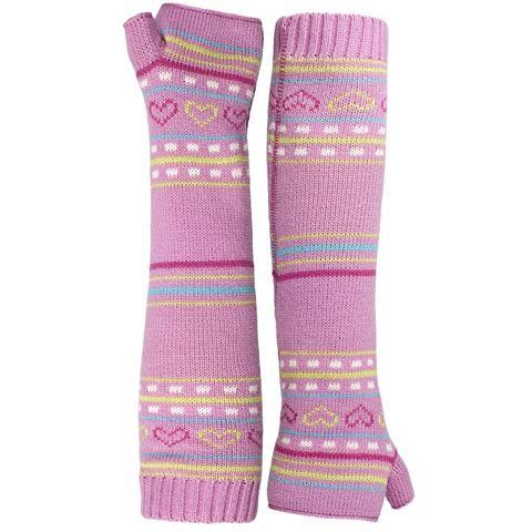 Перчатки вязаные »Mädchen в...