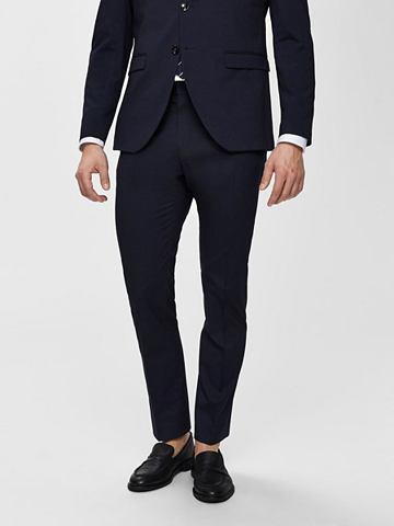 Узкий форма костюмные брюки