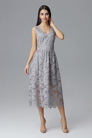 Платье с красивый кружева