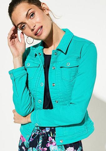 Блузон в имитация джинсa