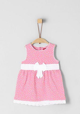 Платье из джерси с кружева для Babys