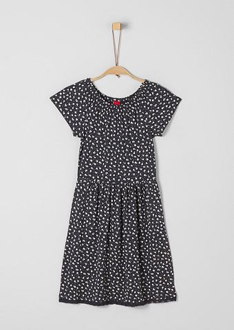 Платье из джерси с c узором для M&auml...