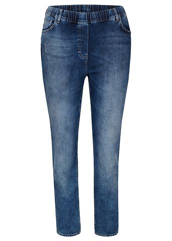 Trendige джинсы с охладитель имитация ...
