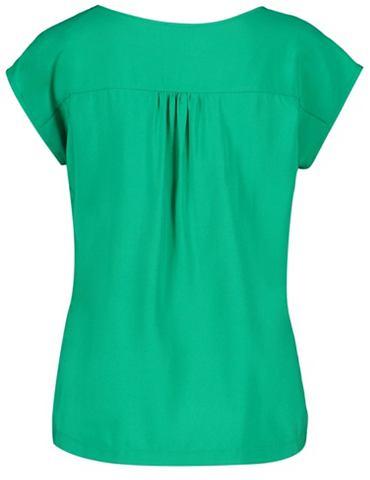 Блуза c короткими рукавами Блузка