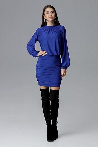 Мини-платье в элегантный стиль