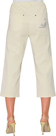 Капри-джинсы с c боку Dehnbund
