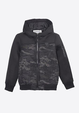 Куртка стеганая с Military-Muster