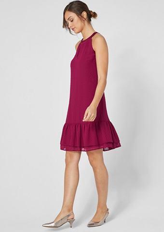 Платье из шифон