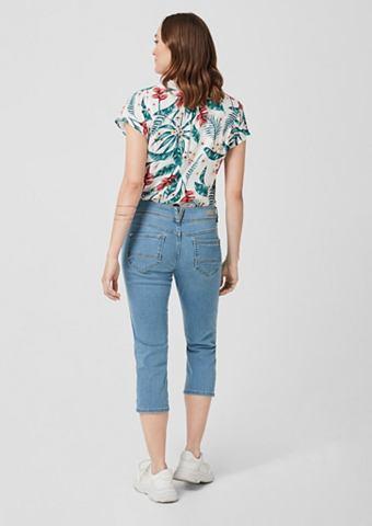 Shape капри джинсы стрейч