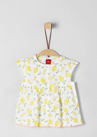 Блузка с Zitronen-Print для Babys