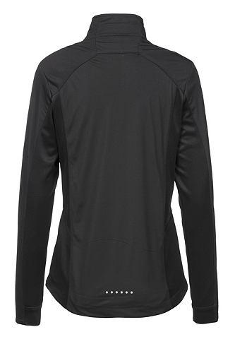 Куртка для бега, спортивная с reflekti...