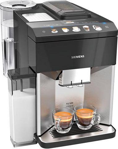 Кофемашина EQ.5 500 integral TQ507D03 ...