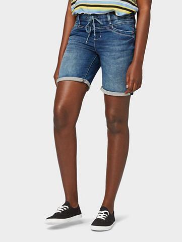Шорты джинсовые »Tapered шорты ш...