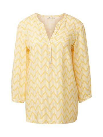 Блузка с набивным рисунком Блузка с Zi...