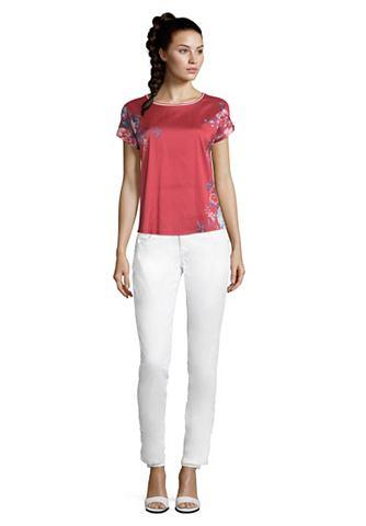 Betty&Co блузка-рубашка c коротким...
