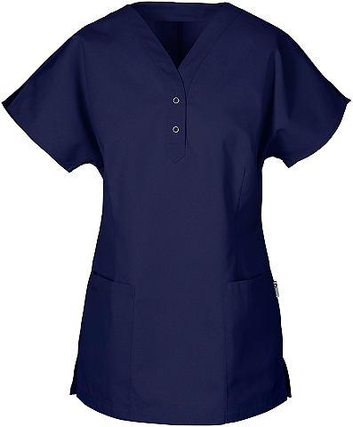 Женская рабочая блузка