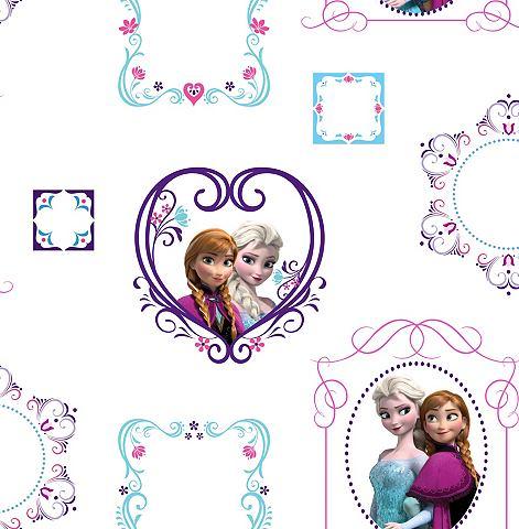 Обои бумажные »Frozen Frames&laq...