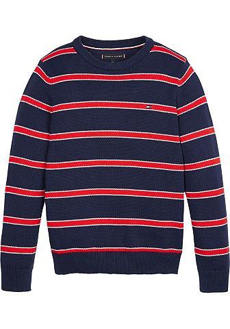 Пуловер в полоску »STRIPE SWEATE...