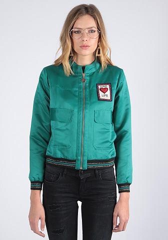 Куртка с стильный Patch