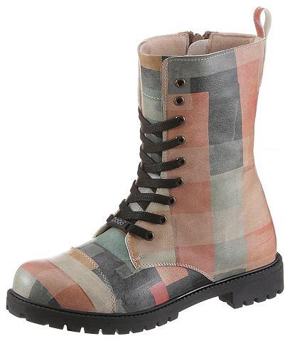 Ботинки со шнуровкой »Life is sh...