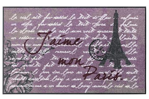 Коврик для входной двери Paris простой...