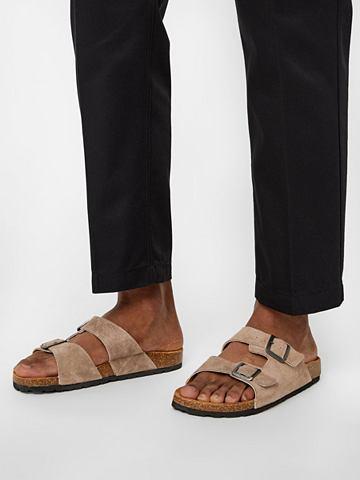 Кожа сандалии