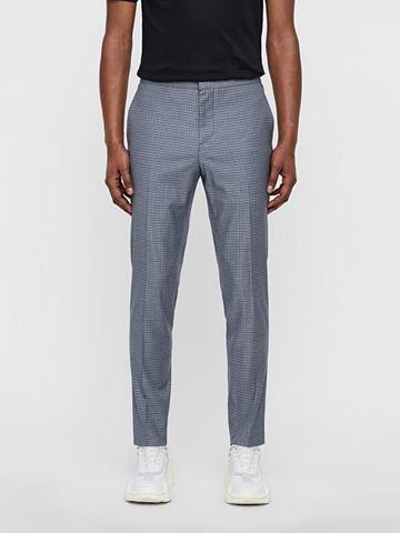 Sasha DS Micro Check костюмные брюки