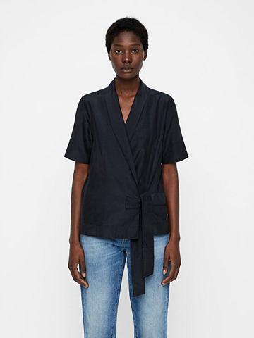 Ella Silky Cotton блуза